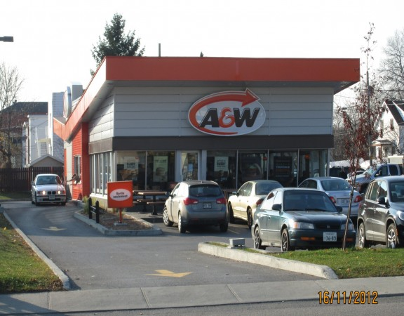 Photo A&W Charlesbourg